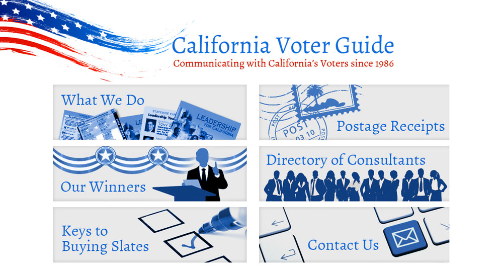California Election Watch 2014: The Voter Guide   KQED